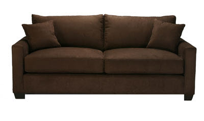 The Theory of the Brown Couch